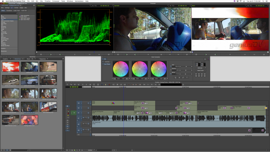Free Version of Avid Media Composer | Home